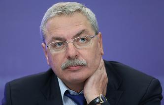 Заместитель министра энергетики РФ Анатолий Яновский