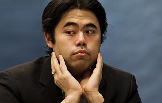 Шахматист Хикара Накамура