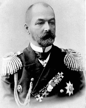 Вице-адмирал Зиновий Рожественский