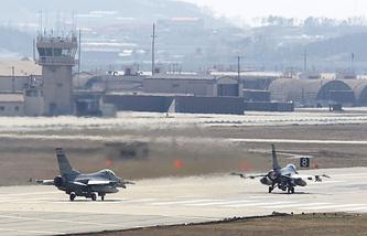 База американских ВВС Осан