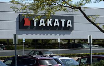 Завод компании Takata в штате Мичиган