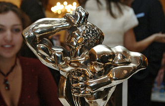 Телевизионная награда - премия ТЭФИ