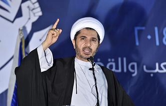 Шейх Али Сальман