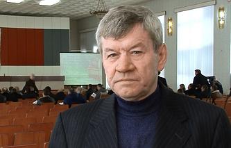 Николай Коряжкин