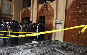 Теракт в мечети в столице Кувейта