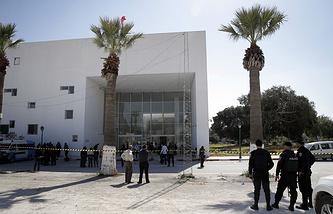 """Музей Бардо в Тунисе после нападения боевиков """"Исламского государства"""""""