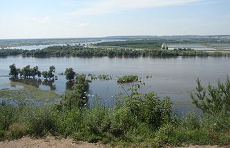 Река Иртыш