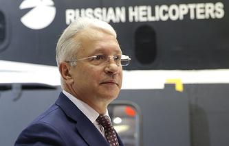 """Гендиректор концерна """"Радиоэлектронные технологии"""" Николай Колесов"""
