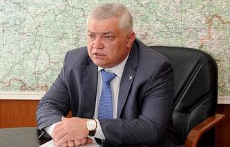 Алексей Пантюшкин