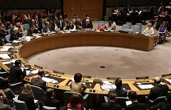 Заседание Совбеза ООН 29 июня