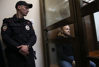 "Директор журнала ""Флирт"" Дмитрий Зяблицев"