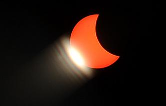 Фаза солнечного затмения