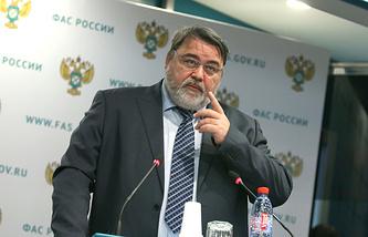 Глава Федеральной антимонопольной службы Игорь Артемьев