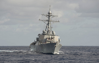 Эсминец ВМС США Porter