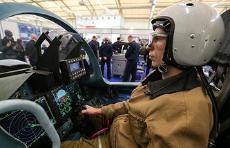 """На международной выставке """"День инноваций Министерства обороны России - 2015"""""""