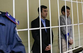 Евгений Ерофеев и Александр Александров