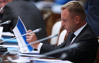 Министр образования РФ Дмитрий Ливанов