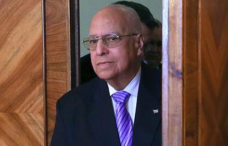 Заместитель председателя Совета министров Кубы Рикардо Кабрисас