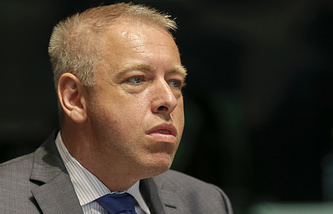 Министр внутренних дел Чехии Милан Хованец