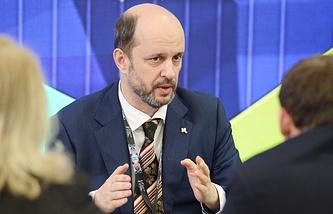 Советник президента РФ по развитию интернета Герман Клименко