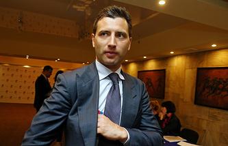 Первый вице-президент Федерации хоккея России (ФХР)