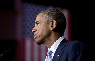 Президет США Барак Обама