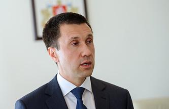 Глава министерства по управлению госимуществом Свердловской области (МУГИСО) Алексей Пьянков