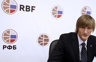 Президент РФБ Андрей Кириленко