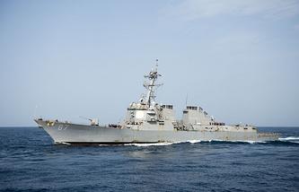 Эсминец USS Mason (DDG-87)