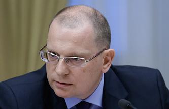 Уполномоченный МИД РФ по вопросам прав человека, демократии и верховенства права Константин Долгов