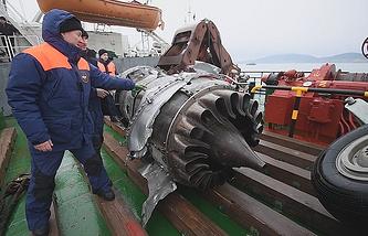 Сбербанк спишет кредиты погибших в катастрофе Ту-154