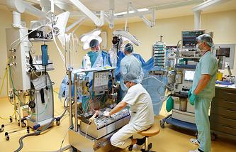 Федеральный центр высоких медицинских технологий в Калининграде