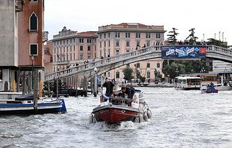 Виды Венеции в преддверии Венецианской арт-биеннале