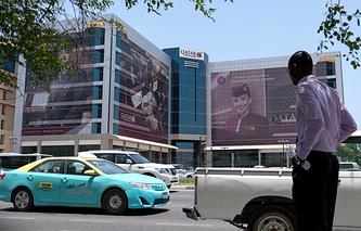 Доха, Катар, 6 июня