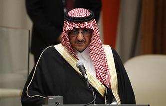 Мухаммед бен Наиф Аль Сауд