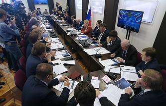 Заседание президиума Совета при президенте РФ по модернизации экономики и инновационному развитию России, Великий Новгород