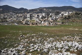 Провинция Хама, Сирия