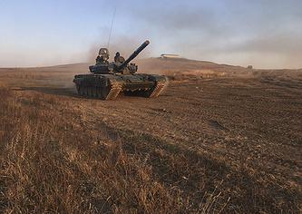Танк Т-72Б3 ©Министерство обороны РФ