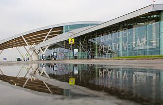 Здание аэропорта Платов