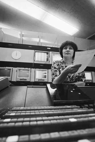 Калерия Кислова, 1977 год