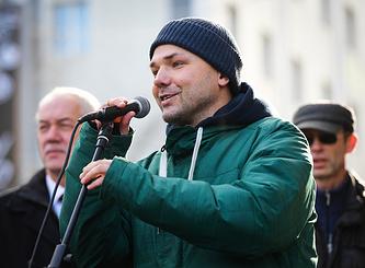 Архитектор Павел Шугуров, дизайнер памятника