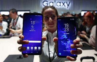 Смартфоны Samsung Galaxy S9 и S9+