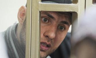 Один из подозреваемых в организации теракта на центральном рынке Владикавказа Хизар Даурбеков. Фото ИТАР-ТАСС/ Валерий Матыцин