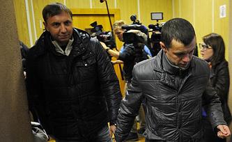 Николай Тамодин /слева/. Фото ИТАР-ТАСС/Антон Новодережкин