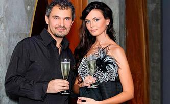 Юлия Прокопьева-Лошагина с мужем Фото tagilcity.ru