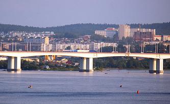 Городк Иркутск. Фото ИТАР-ТАСС/ Владимир Смирнов