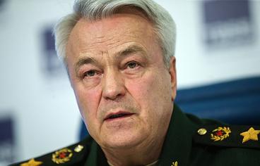 Заместитель министра обороны РФ Николай Панков