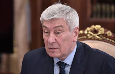 Директор Федеральной службы по финансовому мониторингу Юрий Чиханчин