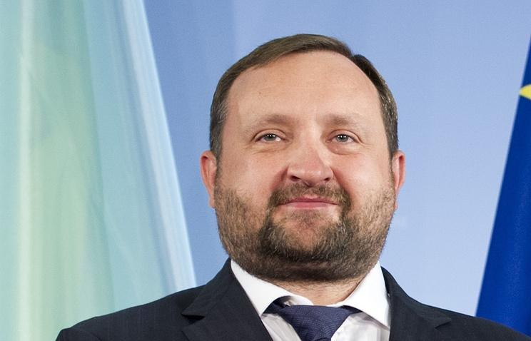 Ukrainian First Deputy Prime Minister Sergei Arbuzov