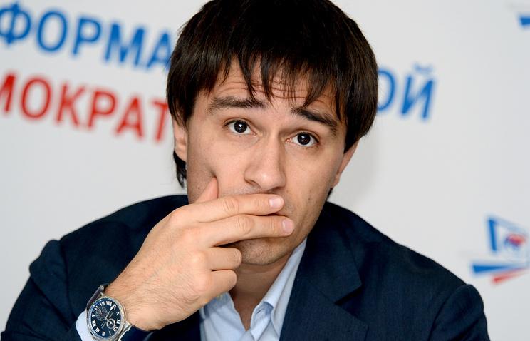 Senator Ruslan Gattarov